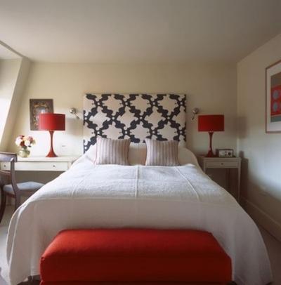D coration id es pour la t te de lit exemples pour choisir - Tete de lit capitonnee fait maison ...