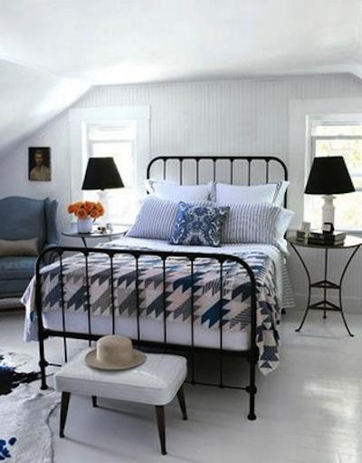 Décoration Conseils Et Exemples Pour Une Chambre Bleue - Conseils de decoration plage chambre