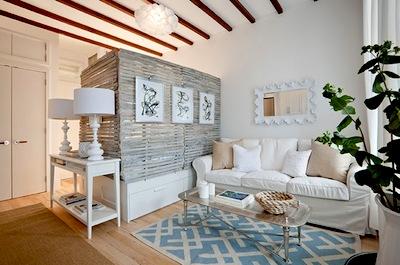 Comment cloisonner l 39 espace chambre dans le studio - Faire une chambre dans un salon ...