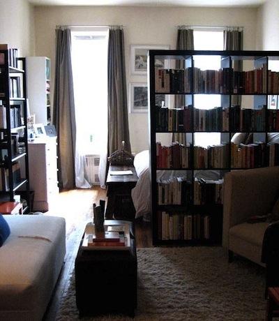 Comment cloisonner l 39 espace chambre dans le studio for Separer chambre en 2