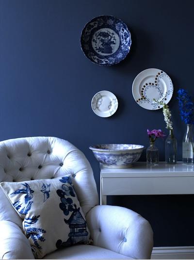 Du Bleu Dans Sa Decoration Exemples Et Associations