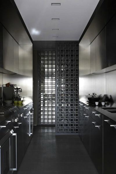 Fabulous Installer une cuisine parfaite dans un couloir JZ16