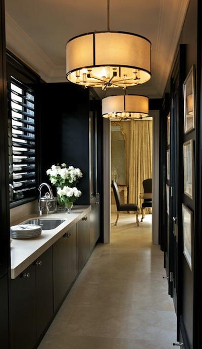 Extrem Installer une cuisine parfaite dans un couloir YM94