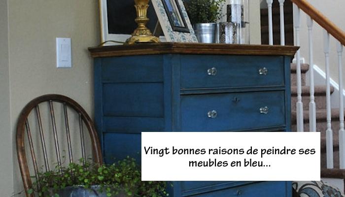 Benita loca magazine d 39 id es d co for Peindre ses meubles
