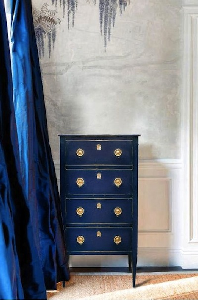 peindre ses meubles en bleu tous styles d coration du bontemps. Black Bedroom Furniture Sets. Home Design Ideas