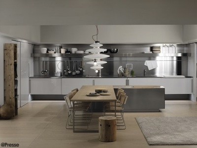 Credence adhesive inox home design architecture - Credence adhesive cuisine ...