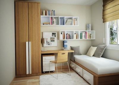 Aménager un coin bureau dans la chambre ado idées