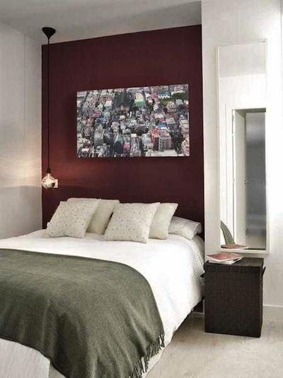 Chambre Prune Et Taupe. Idee Deco Chambre Violet Et Gris Le ...