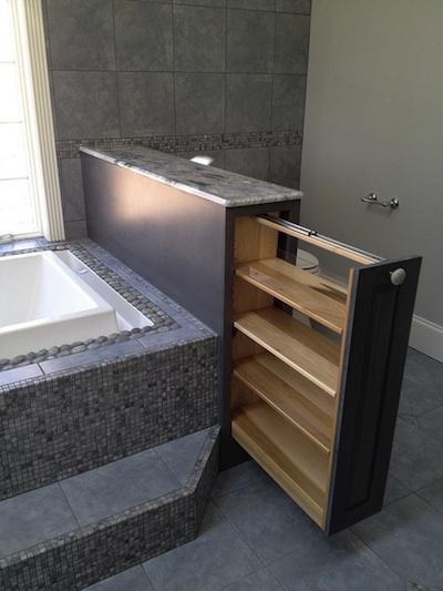 Des id es pour organiser le rangement de votre salle de bains - Idees rangement salle de bain ...