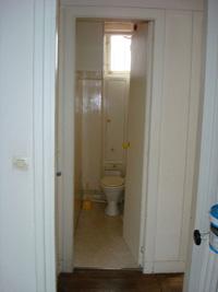 Id e d co tr s originale pour les toilettes for Peindre ses toilettes