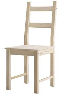 Transformer Ses Chaises Ikea Avec Peinture Et Glacis La Vie En