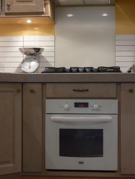 Recette utilisation et exemple d 39 un jus de peinture for Cuisine en chene blanchi