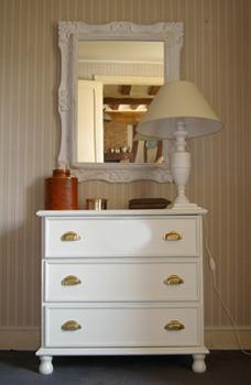Meuble Peint Blanc Belles Idees