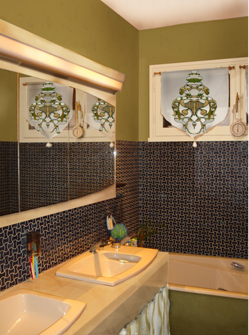 Relooker une salle de bains peu de frais - Relooker salle de bain ...