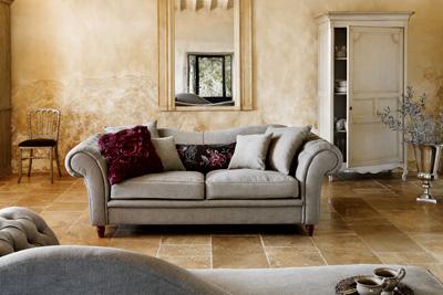 Bien choisir son canap en fonction du style de sa d coration - Decoration interieur campagne chic ...