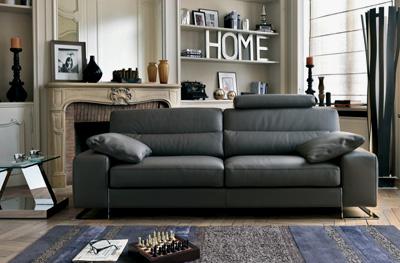 bien choisir son canap en fonction du style de sa d coration. Black Bedroom Furniture Sets. Home Design Ideas