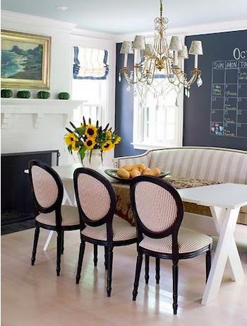 Comment choisir les chaises de la salle à manger