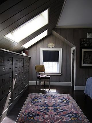 D coration chambre mansard e - Deco chambre mansardee ...