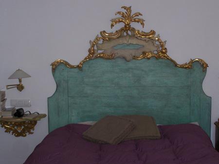 Le d blog de benita loca id e d co pour t te de lit - Deco tete de lit en peinture ...