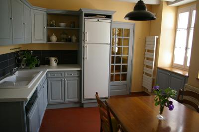 R nover sa cuisine en lui conservant tout son charme - Refaire sa cuisine rustique ...