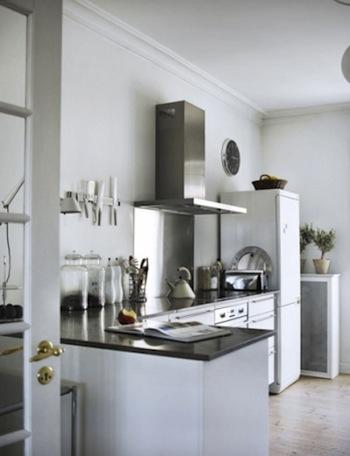 décoration cuisine suedoise