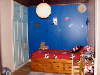 Décoration chambre d\'enfants: astuces à utiliser.