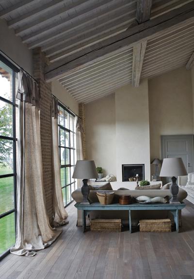 Des murs int rieurs en briques apparentes conseils d coration - Peindre mur brique interieur ...