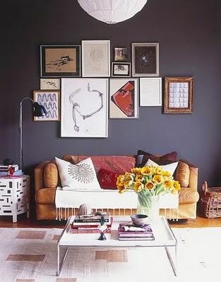 Décoration: Choisir Le Gris Soutenu Pour Peindre Ses Murs