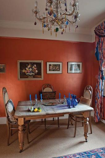 Salle manger contemporaine salle manger contemporaines - Peindre une salle a manger ...