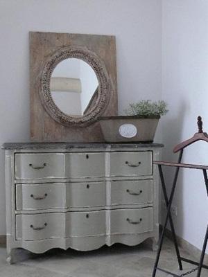 Les meubles peints dans la d co for Meubles peints technique