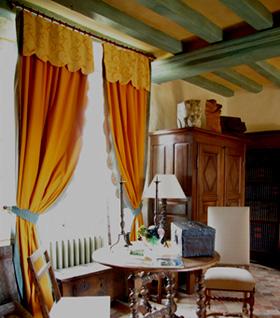 peindre ses poutres a change tout exemples id es et conseils pratiques. Black Bedroom Furniture Sets. Home Design Ideas