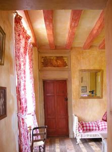 Peindre ses poutres a change tout exemples id es et - Comment peindre une chambre pour l agrandir ...