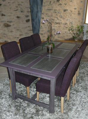 Idees Et Modeles Pour Relooker Une Table